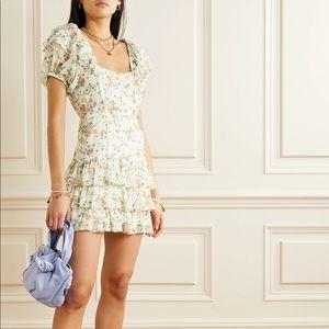 NWT LoveShackFancy Kimbra dress